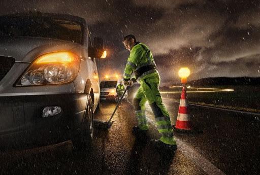 пътна помощ на автомобили