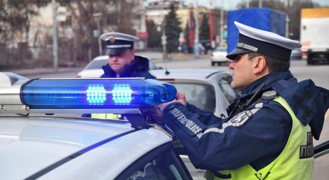 пътни полицаи
