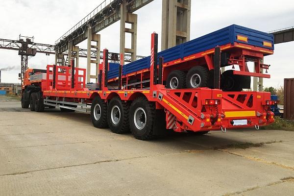 транспорт на специално оборудване