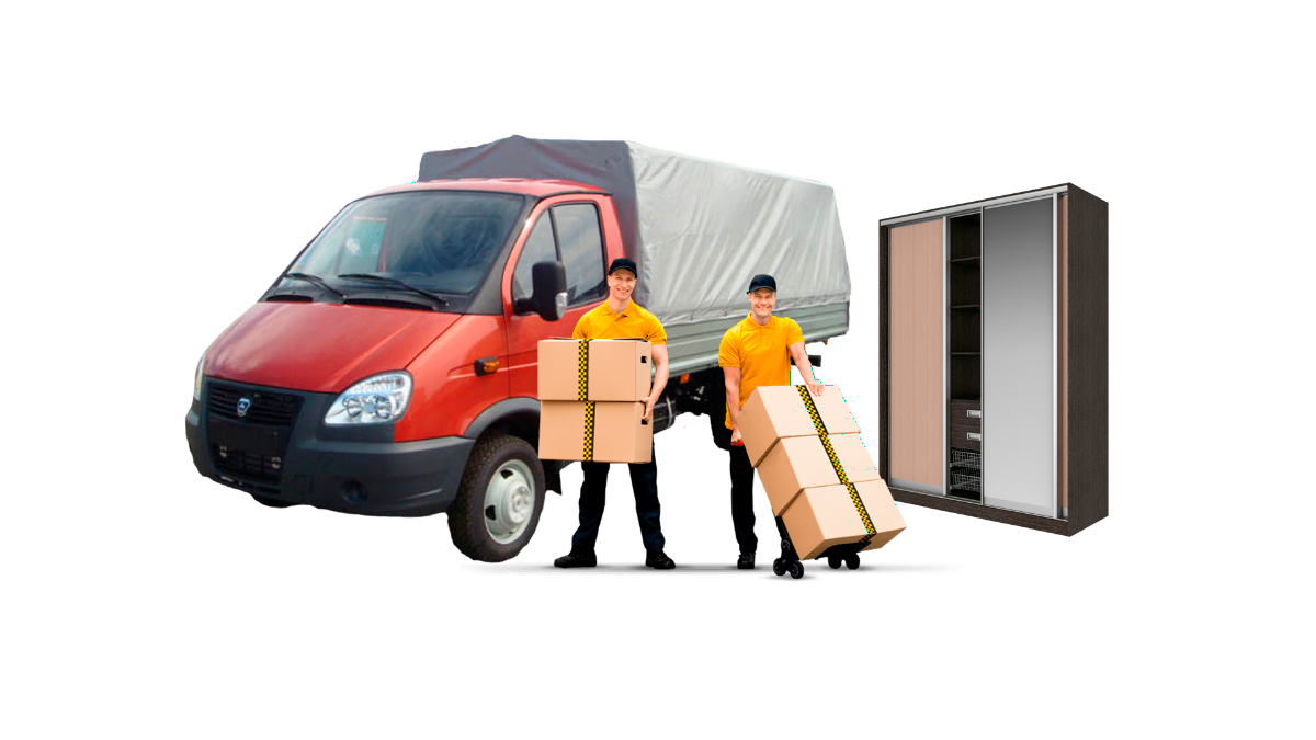 товарни превози на мебели