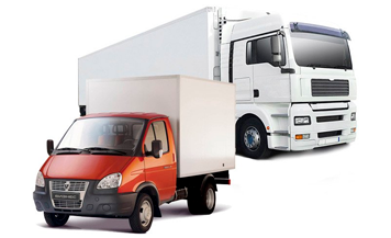 избор на камион за превоз