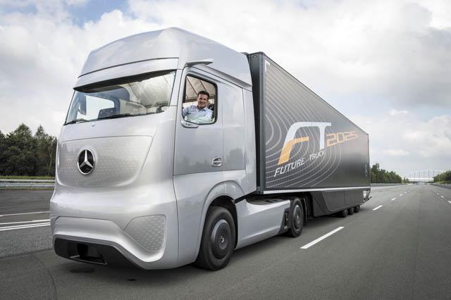 камиони Mercedes Benz