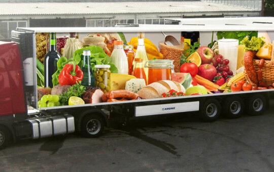 правила за превоз на храни
