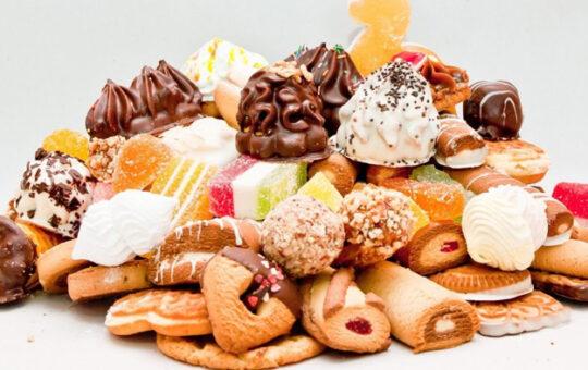 превоз на сладкарски изделия