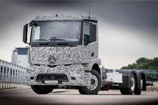 тежкотоварен камион