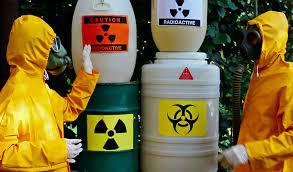 химически отпадъци и пластмаса