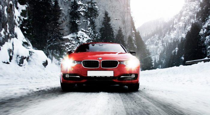 двигателя през зимата