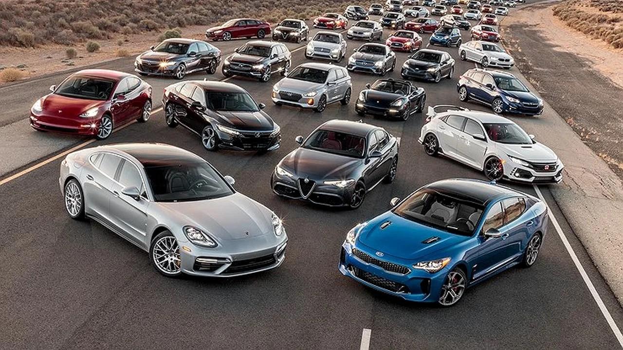 класификация на автомобили