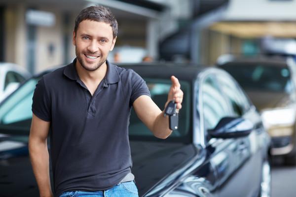 закупуване на нова кола