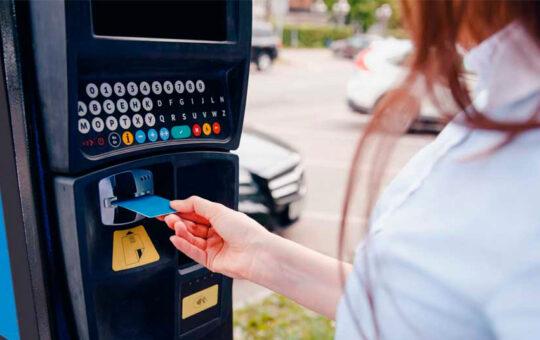 плащане за паркинг