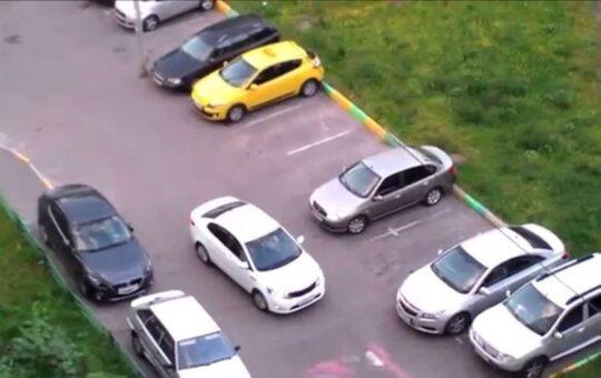 уроци за паркиране