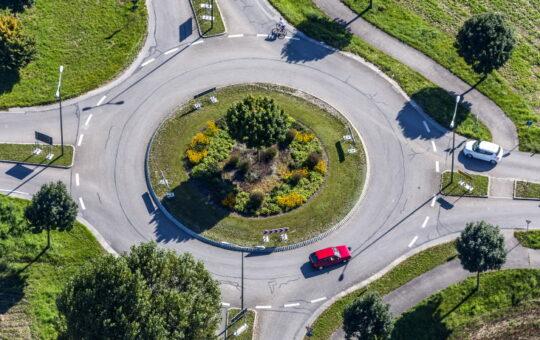 кръгово кръстовище