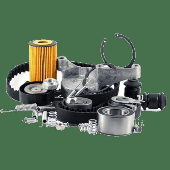 износване на автомобилни части