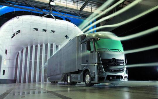 гориво на ефективни камиони