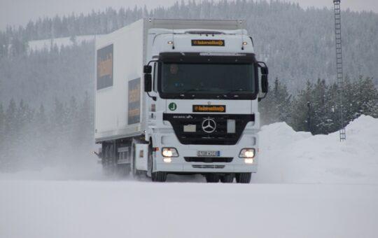 зимен превоз на стоки