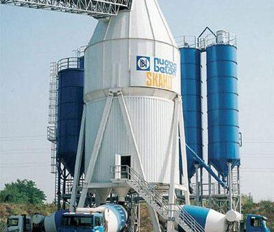 транспорт на бетон