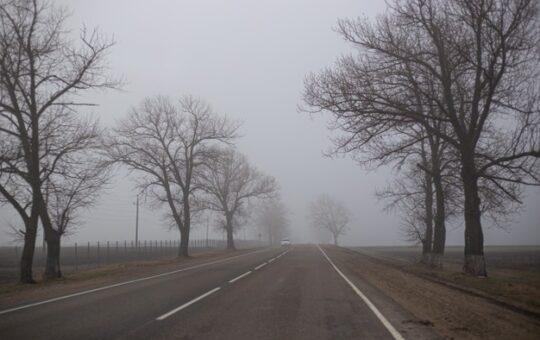 шофиране по селски пътища